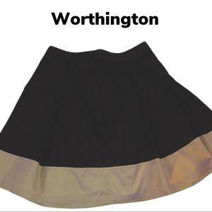 🆕NWOT 💐Worthington Pleated Skirt
